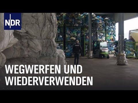 Die Altkleider-Flut | Die Nordreportage | NDR Doku