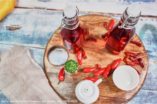 Chiliöl Selber Machen Einfaches Rezept Blog Magazin